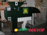 Веялка зерновая (Аэродинамический сепаратор для очистки зерна)