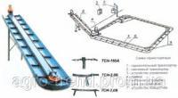 Навозоуборочный транспортер ТСН-160, ТСН-2Б, ТСН-3Б