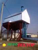 Производство зерноочистительных агрегатов ЗАВ-25 с нуля под ключ