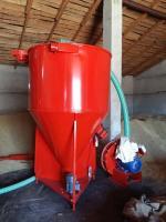 Кормосмеситель MPS 600 kg