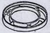 Кольцо БЦС-100.02.133 ротора старого образца