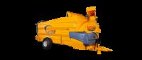 Lucas Castor 30-60-60²-80 R Кормораздатчик – соломовыдуватель 3-6-8 m³