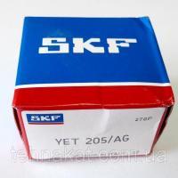 Подшипник ES205 G2 SKF (SA, GRAE 25 NPPB, YET 205/AG, AEL)