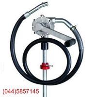Ручной насос для перекачки бензина насос роторный