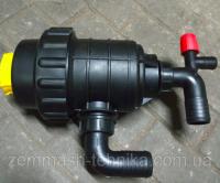 Фильтр опрыскивателя всасывающий с клапаном 25 Agroplast