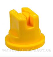 Распылитель форсунки 02/110 Agroplast (желтый)