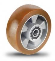 Алюминиевые колеса с полиуретановым протектором AU-серия Colson