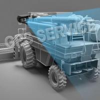 Контроль транспорта и техники АПК (сельхоз техники)