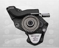 Насос масляный AZ1500070021 для двигателя WD615 Weichai