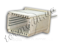 Муфель з нагрівачем до СНОЛ 7,2/1300 кераміка, Kanthal A1
