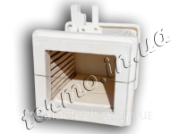 Муфель з нагрівачем до СНОЛ 15/1300,  кераміка, Kanthal A1