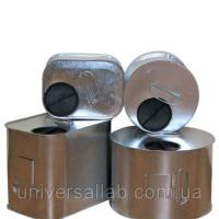 Коробка для зберігання зерна КХОЗ-2,0 л (круглої форми)