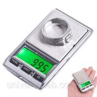Весы цифровые Mini DS-500 двухуровневые 100g x 0.01g / 500g x 0.1g