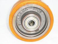 Колесо опорное Linde 0009933803, 125x60 mm