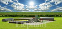 Механизированные зернохранилища