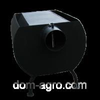 Печь отопительная дровяная ПД-60 мощностью 6,5 кВт (ПЧ2)