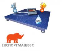 Платформенные весы ЗЕВС Стандарт