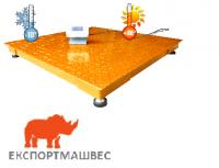 Платформенные весы ЗЕВС - Эконом