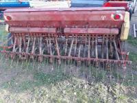 Зерновая механическая анкерная сеялка б/у 2,7 м Agromet, Польша