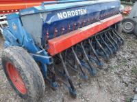 Зерновая навесная анкерная сеялка 2,5 м б/у, Nordsten Combi-matic Дания