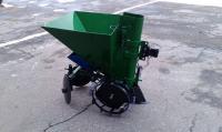 Картофелесажалка мотоблочная КСМ-1ЦУ (зеленая)