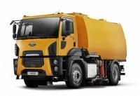 Пылесос дорожный Erdemli на базе Ford Trucks 1833D