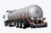 Автоцистерна для перевозки битума Kassbohrer K.STS 32/1-10/24