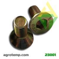 Болт тарелки косилки Z-169 М12х25 5036010510