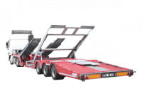 Трал для транспортировки грузовой техники Kassbohrer K.SOK L/3-12/24