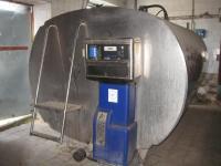 Охладители молока б/у от 400 л до 8 т