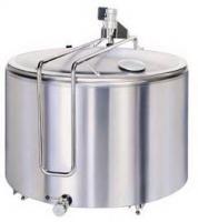 Охладитель молока открытого типа Alfa Laval, Mueller, Westfalia, Serap