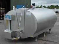Танк охладитель молока закрытого типа 1600л Mueller б/у