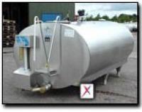Танк охладитель молока Mueller 3100 л