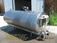 Охладители молока 1800 - 16000 л Alfa Laval, Mueller, Serap