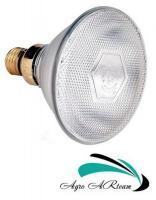 Лампа для обогрева PAR Farma 100 Вт белая, Дания