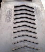 Лента зернометателя ЗМ-90 зубчатая, 2560х500х4