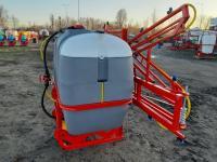 Штанговый опрыскиватель PLM -1000 л штанга 12 м (маятниковая система)