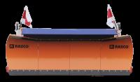 Отвал высокоэластичный для уборки снега Rasco Mosor PK