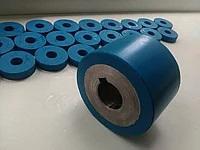 Восстановление полиуретаном колес и роликов
