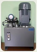 Маслостанция гидравлическая Volit 1.5 кВт, 180 Бар с ручным управлением HSV-25/1.5/2.5/3-2S