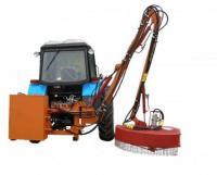 Косилка-кусторез ЕМ 1,3-01 для трактора