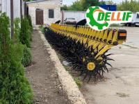 Борона ротационная Dellif Белла 6 м 29 рабочих органов Инновация