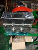 Ухорезка - машина нарезки соломкой (полоской) свиных ушей, кальмаров, рыбы, мяса