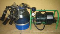 Доильный аппарат Импульс ПБК-4 (нерж стаканы. сил. резина ) ведро п/карбонат 22 л