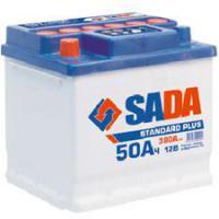 Аккумулятор 6СТ-50 Sada Standard