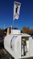 Мобильная заправка контейнерного типа, система учета ГСМ, учет топлива