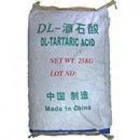 Винная кислота натуральная (Е334), Китай