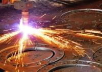 Розкрій листового металу плазмовою установкою