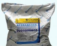 Ангельминтик широкого спектра действия Бровадазол, гранулы, 1 кг