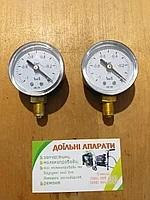 Вакууметр для доїльного апарату